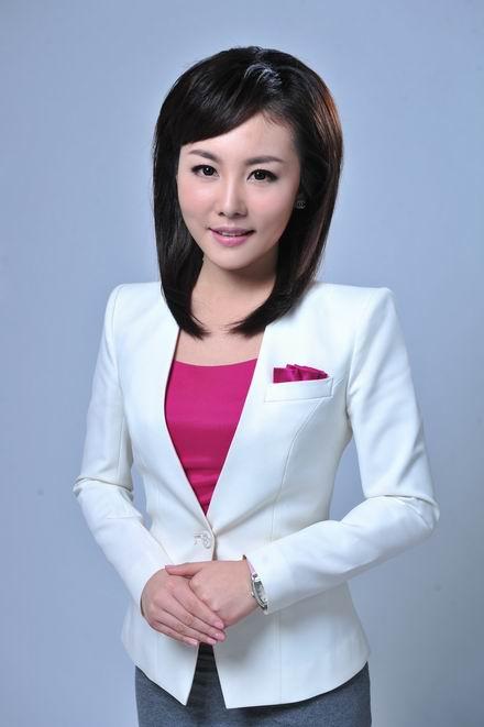 宿迁市广播电视总台 主持人    姓名:刘倩 《今日宿迁开发区》,《今日