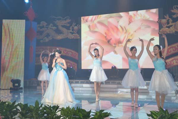 春节联欢晚会2012_我台举办2012迎新年春节联欢晚会