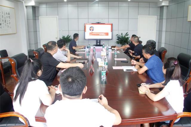 辽宁锦州广播电视台来总台考察交流
