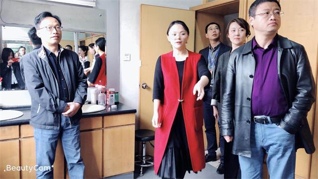 薛胜宏检查分管部门安全生产工作