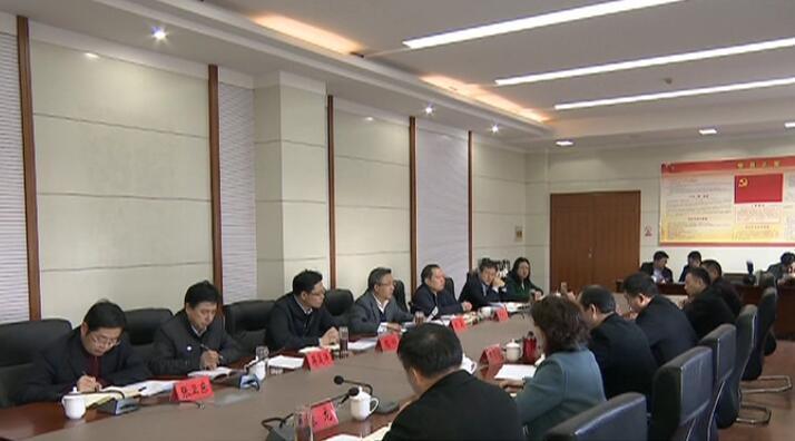 全力推动科技创新!王昊对市科技局工作提出几点意见
